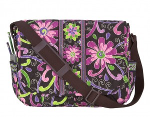 9789c0c70b8 For three days only Vera Bradley s Large Backpack or Messenger are  40. The  best part of this sale is that ALL available colors are being offered at  this ...