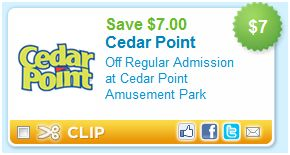 cedar point coupon printable discount $7 off
