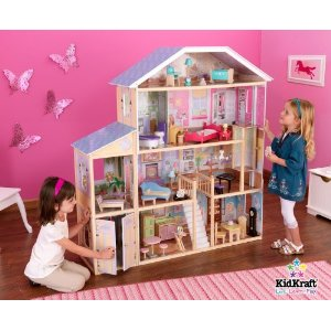 kidkraft dollhouse sale discount free shipping