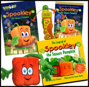 spookley square pumpkin toy prize giveaway