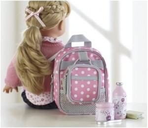 american girl doll backpack free shipping