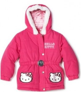 hello kitty coat jjacket