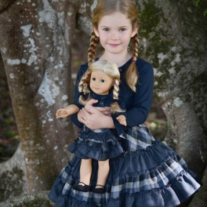 matching girl and doll outfits american girl