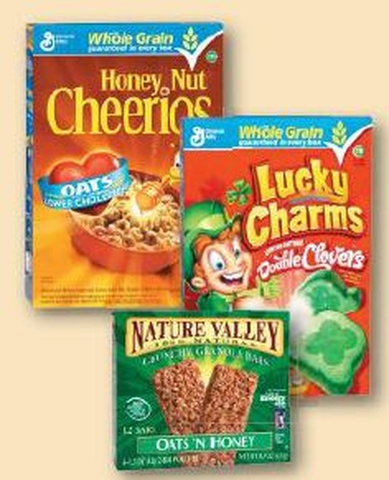 generl mills cereal coupon sale