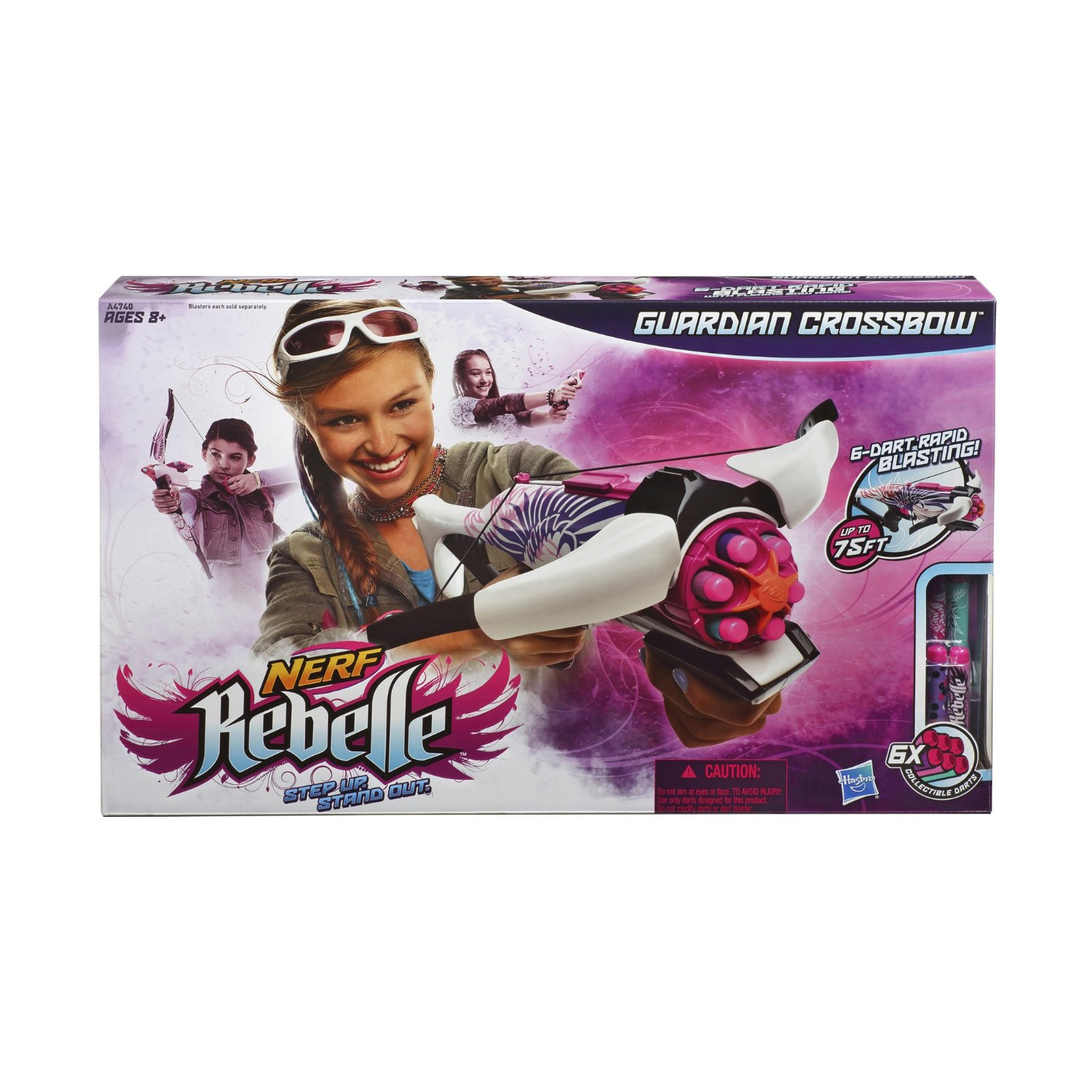 Nerf Rebelle Guardian Crossbow