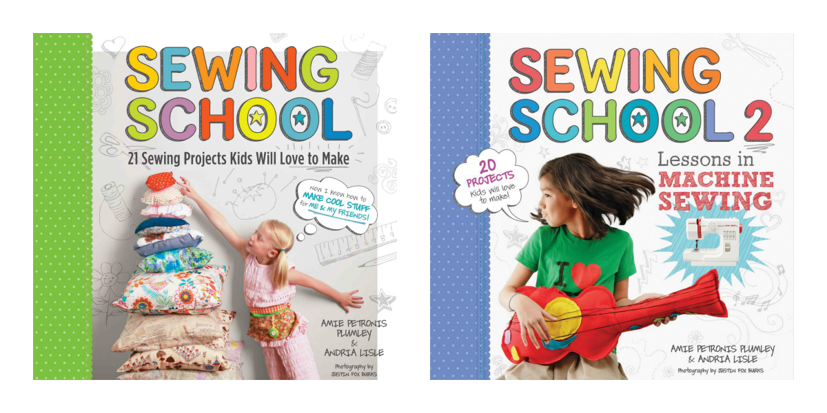 Sewing School and Sewing School 2