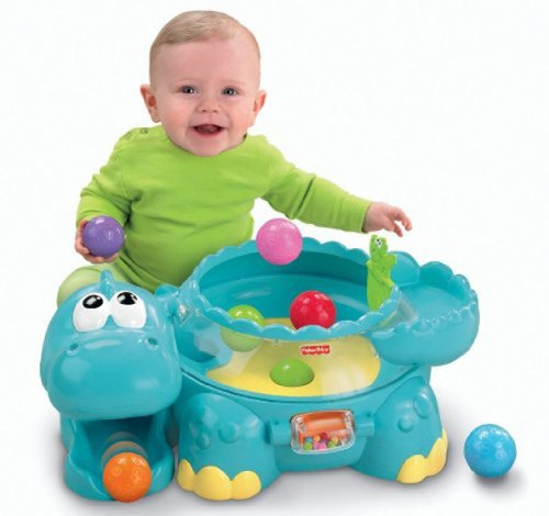 Fisher Price Go Baby Go Poppity Pop Dino