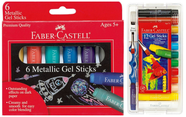 Gel Sticks Art Gifts for Kids