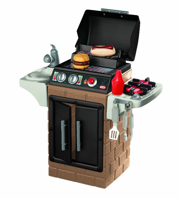Little Tikes Get Out N Grill Kitchen Set