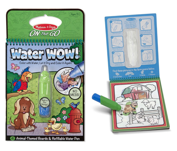 Melissa & Doug Water Wow Gift Idea