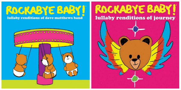 Rockabye Baby Great Gifts Ideas for Baby Girl and Baby Boy