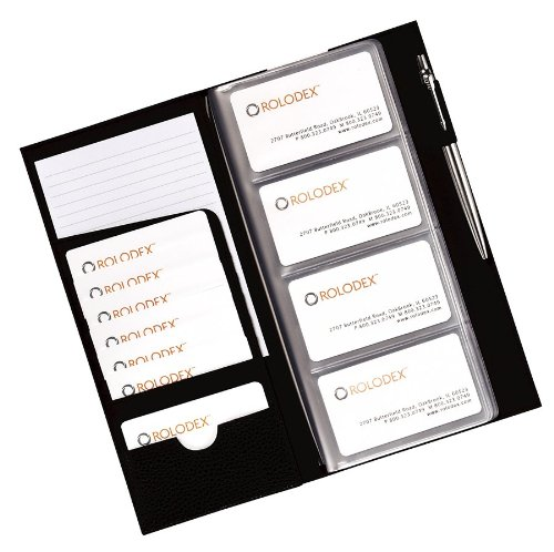 Rolodex Low Profile Business Card Holder