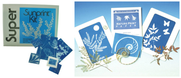 Super Sunprint Kit and Nature Paper Fun for Kids Who Love Art