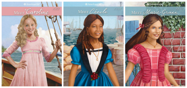 Meet American Girl Books